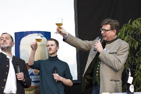Bier-index auf dem Braukunst Live Festival