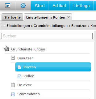 plentymarkets-Integration