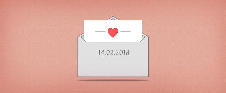 Valentinstagsbeitrag Newsletter2Go