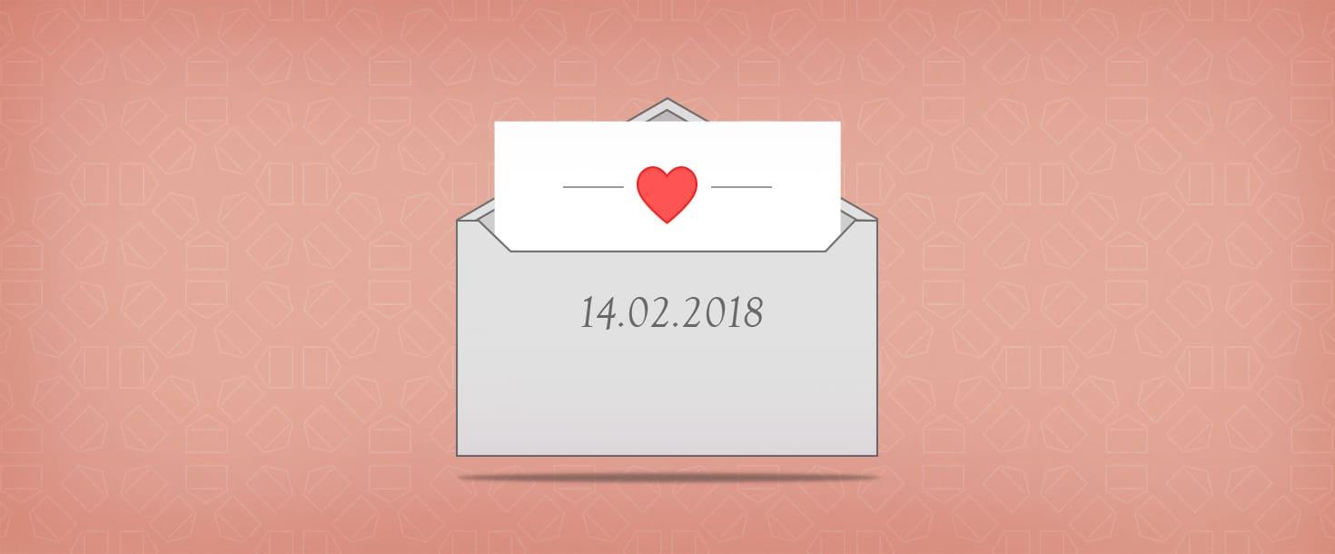 5 Tipps für Newsletter zum Valentinstag - Newsletter2Go