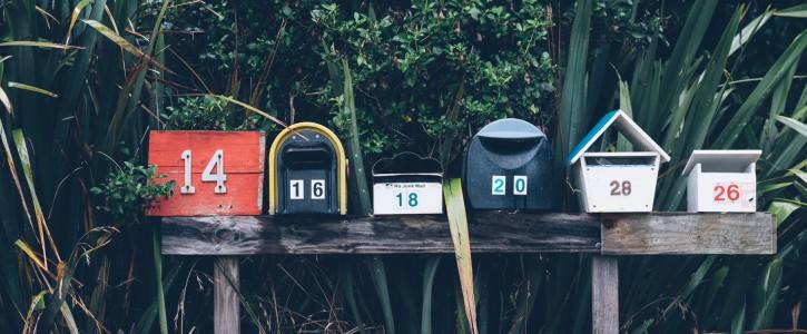 Verbreitung E-Mail-Clients