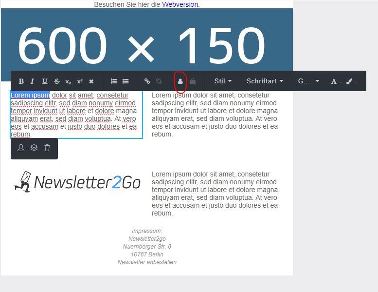 personalisierung_einfuegen_Newsletter2Go