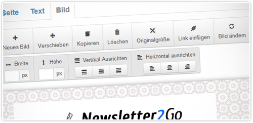 Update unserer E-Mail-Marketing Software