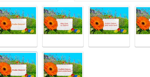 Kostenlose Bilder für Ihre Newsletter-Templates