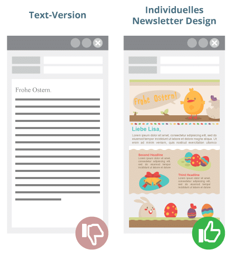 txt-vs-design_Newsletter2Go