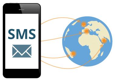 Weltweit SMS versenden
