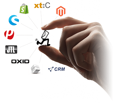 E-Mail Marketing E-Commerce Anbindung