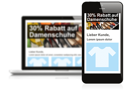 Newsletter Responsive Design