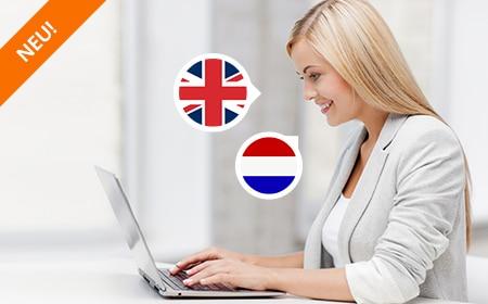 Newsletter2Go auf Englisch und Niederländisch