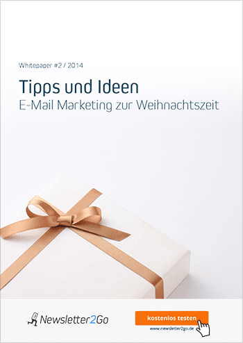 Whitepaper e-mailmarketing kerstmis