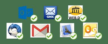 Getestet-Clients - Newsletter Templates