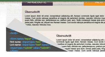 Newsletter HTML - handcoded und responsive