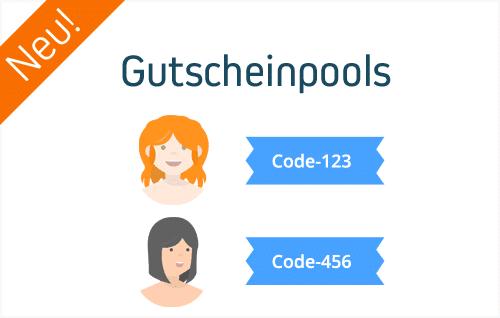 Gutscheincode-Versand