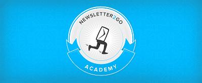 Newsletter2Go Academy Eventseite