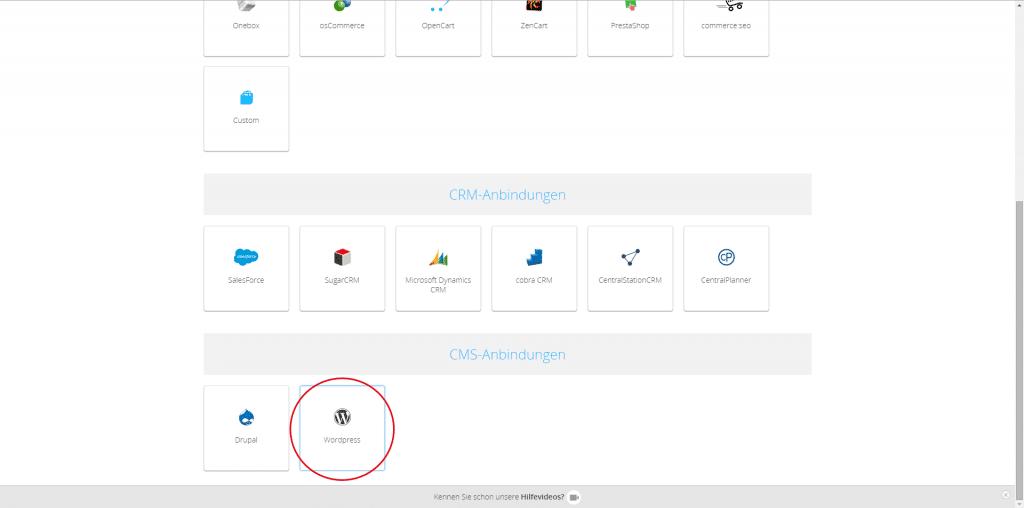 Wordpress Plugin installieren - Schritt 3