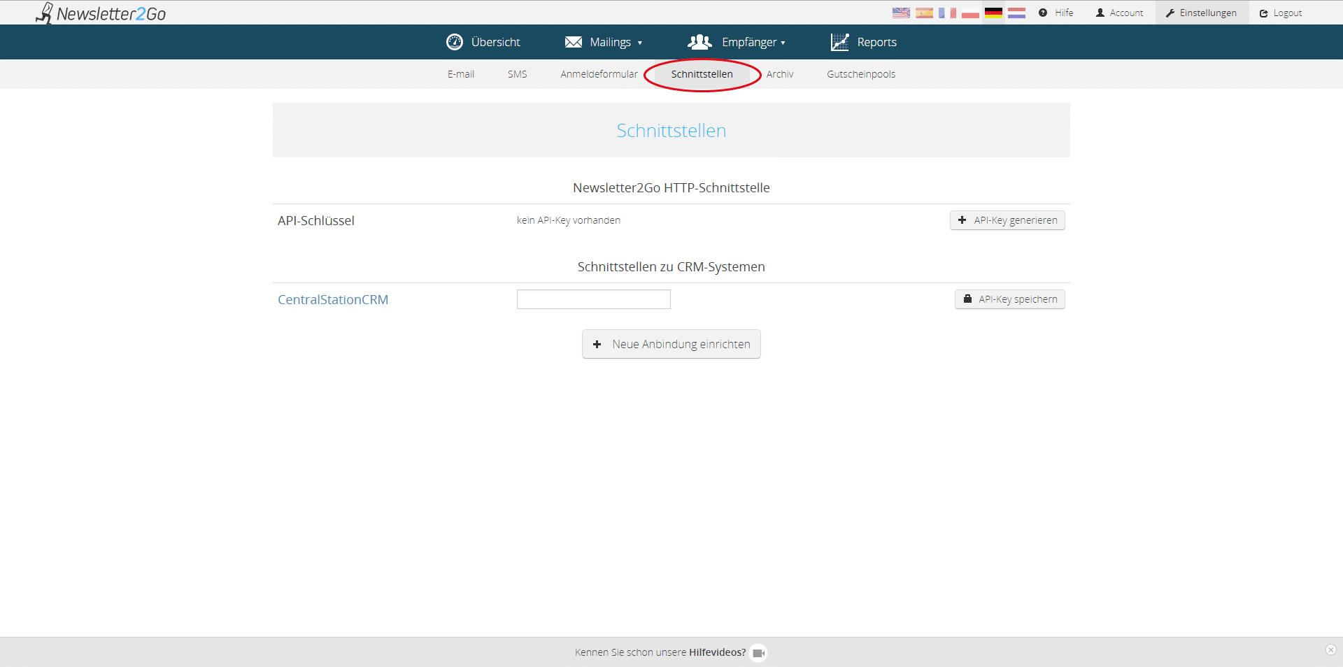 ZenCart Newsletter Plugin 03
