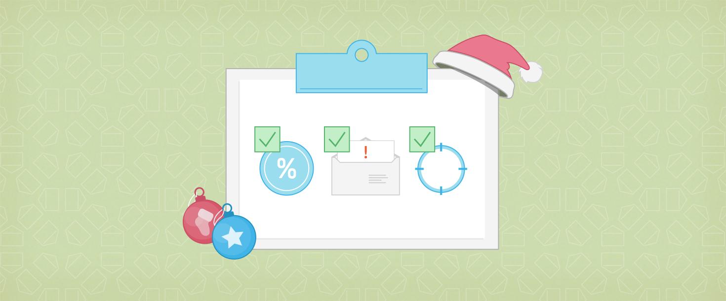 E-Mail Marketing für Weihnachten Teil 1