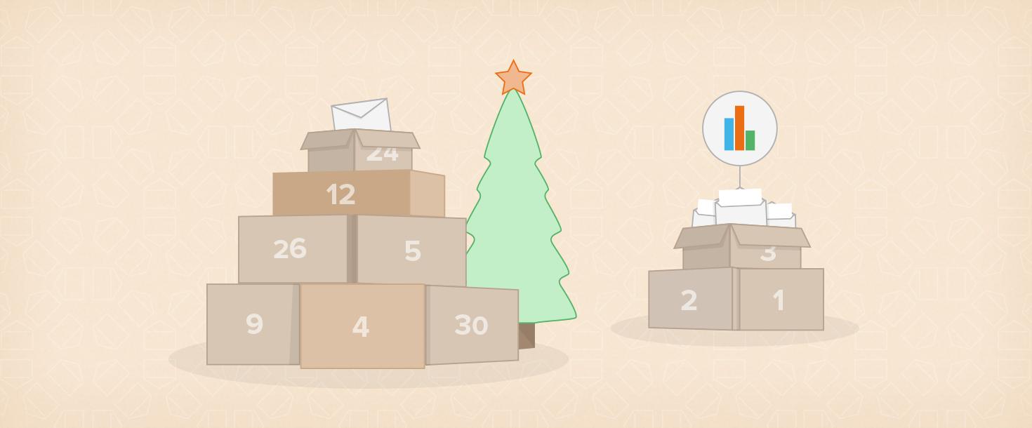 E-Mail Marketing während der Weihnachtsfeiertage