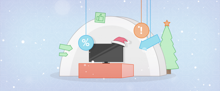 so machen sie sich das weihnachts e mail marketing leicht. Black Bedroom Furniture Sets. Home Design Ideas
