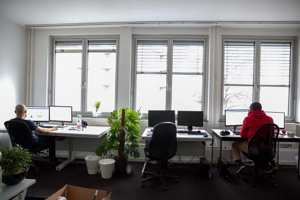 Büroflächen 8