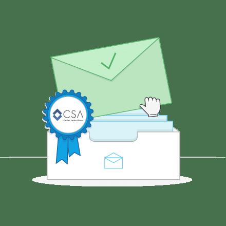Certified Senders Alliance - Zertifizierter Versand