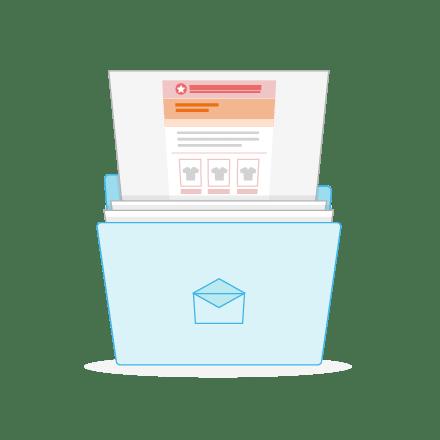 Dynamisches Newsletter Archiv