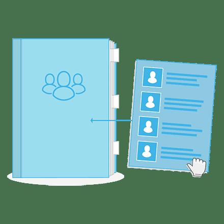 1-Klick Importfunktion - Newsletter2Go