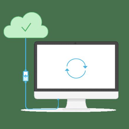 Newsletter-Software - Tägliche Backups