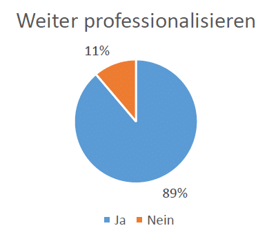 Professionalisieren