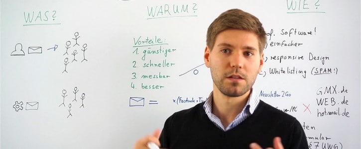 01_Whiteboard_Teaser_E-Mail Marketing Grundlagen