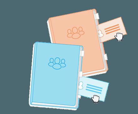 Newsletter Adressbücher Listen