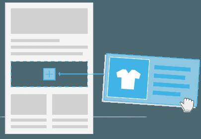 1-Klick-Produktübernahme