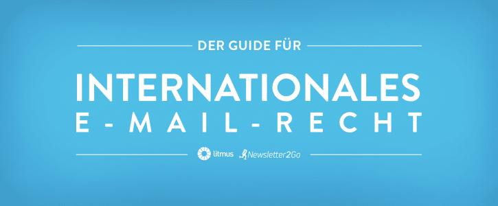 Internationales E-Mail-Recht