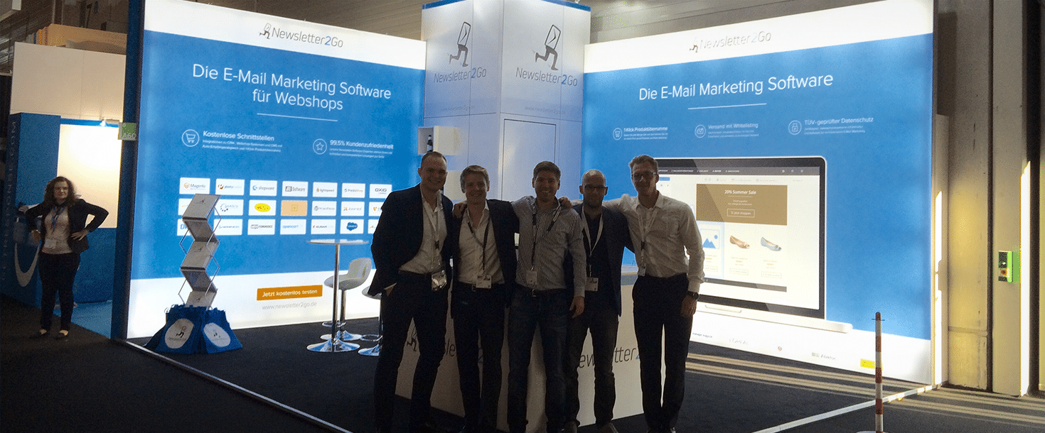 dmexco Stand