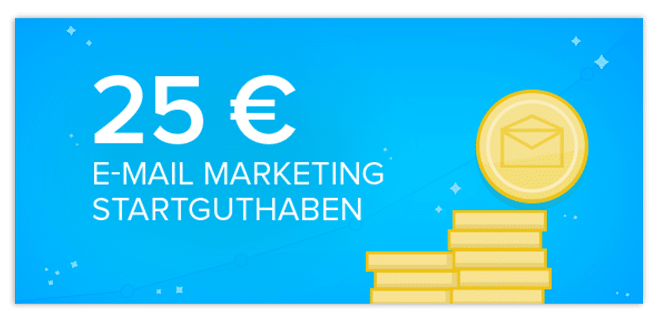 25€ Startguthaben