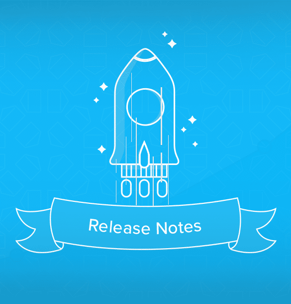 Release Notes - April 2019
