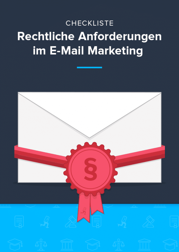 E-Mail Marketing Datenschutz Checkliste