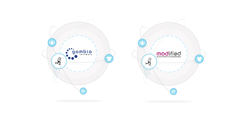 Gambio3 und modified Integrationen Newsletter2Go