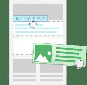 E-Mail Marketing für Einsteiger Editor - Newsletter2Go