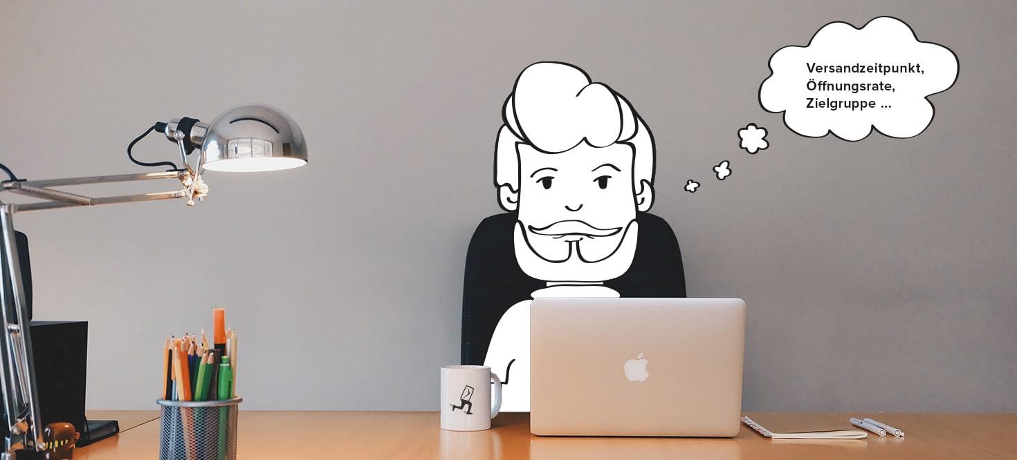 email marketing fortgeschrittener