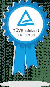 TÜV-Zertifiziert - Newsletter2Go