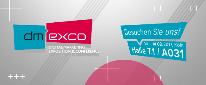 DMEXCO - Newsletter2Go