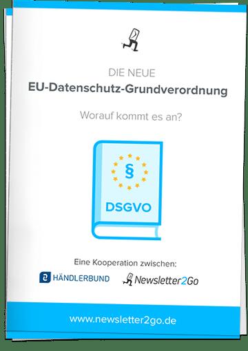 Whitepaper-Cover-DSGVO - Newsletter2Go