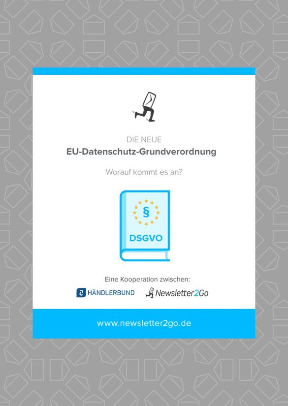 EU-DSGVO - Newsletter2Go