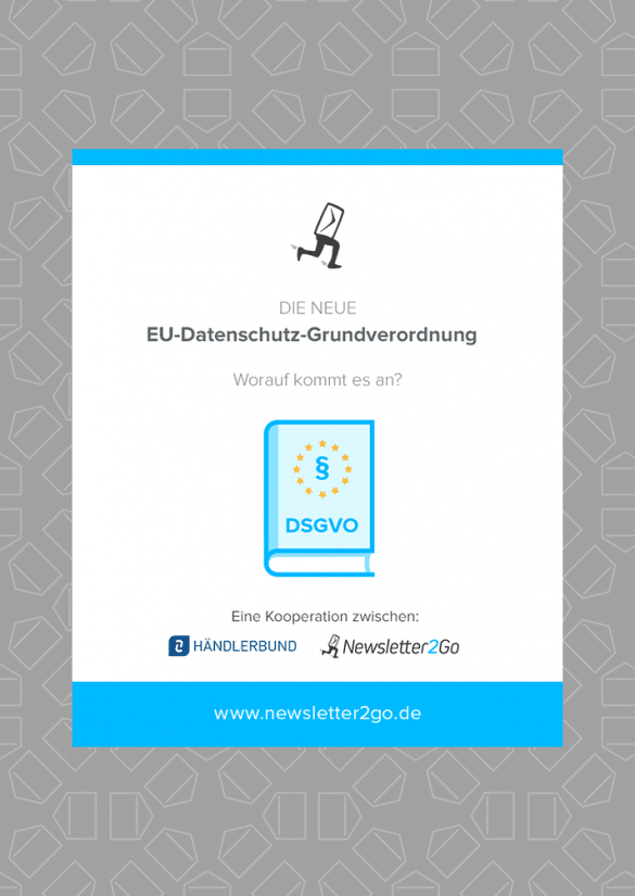 EU-DSGVO - Newsletter2Go