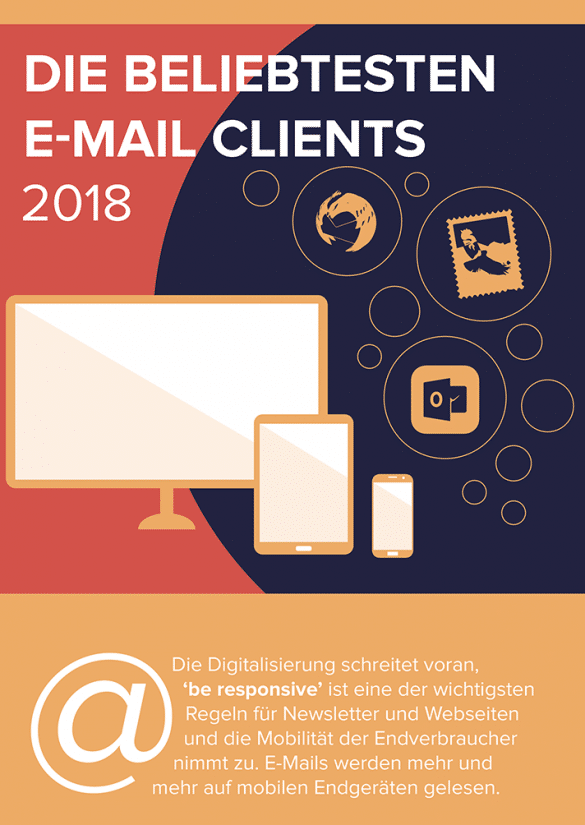 E-Mail Clients 2018 - Newsletter2Go