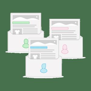Newsletter personalisieren mit der Newsletter Software von Newsletter2Go