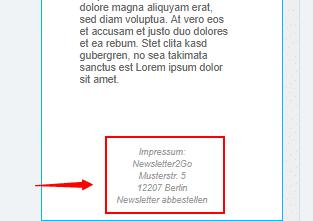 Impressum_Newsletter2Go