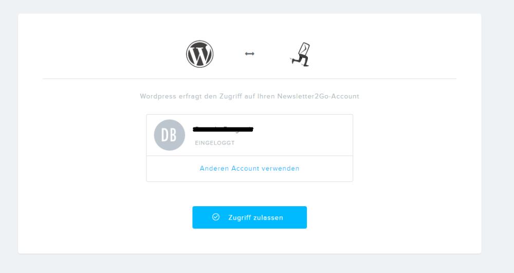 wordpress_Newsletter2Go