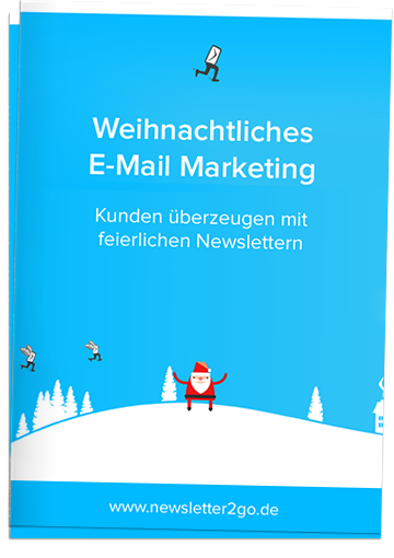 Weihnachten im E-Mail Marketing - Newsletter2Go